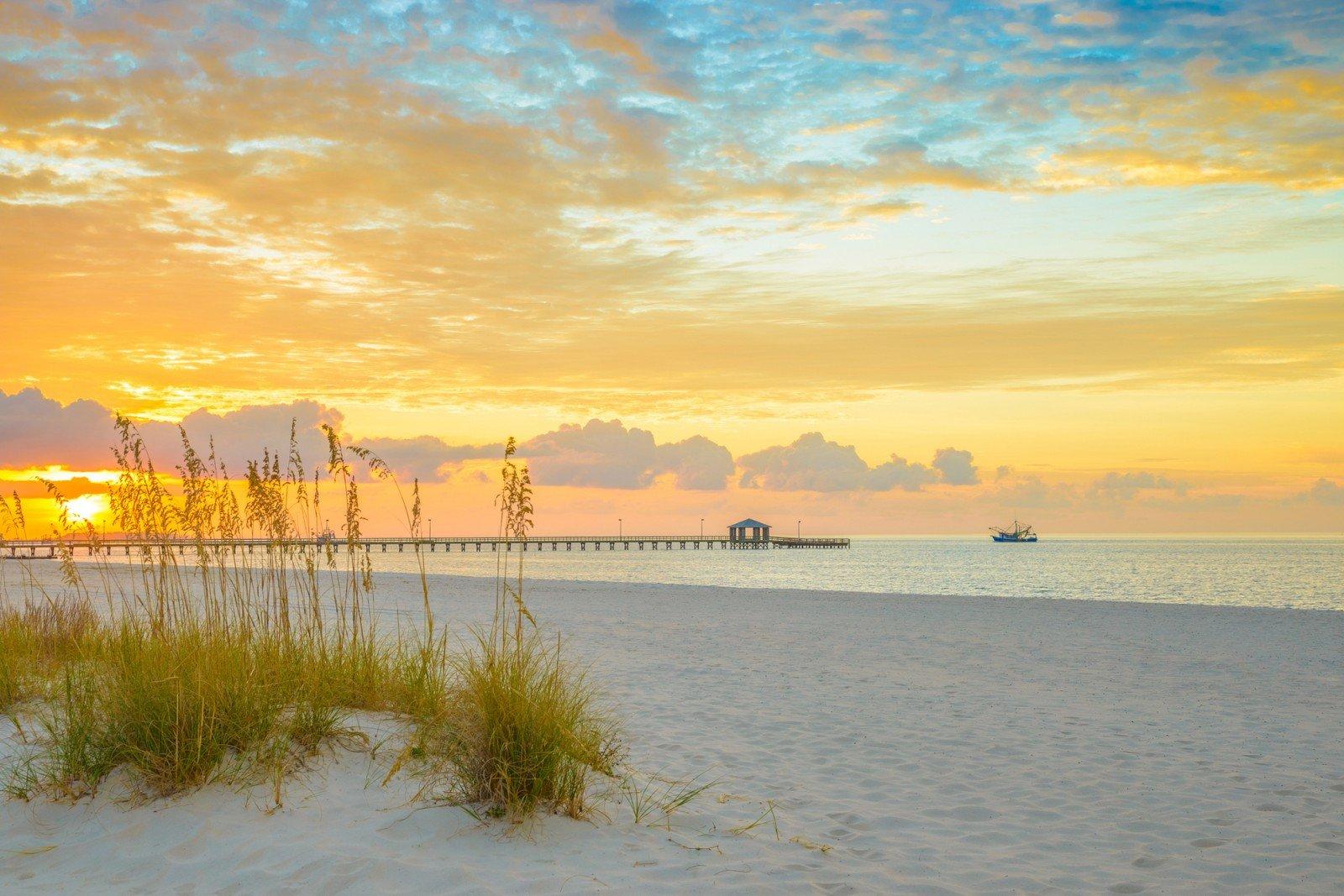 mississippi gulf coast beach